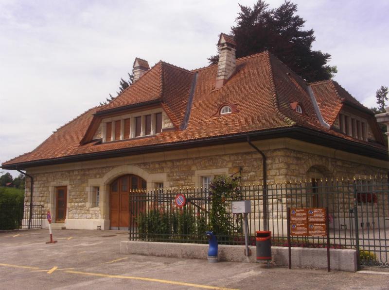 Visite du Musée d'Horlogerie - Chateau des Monts au Locle Dcfc0010