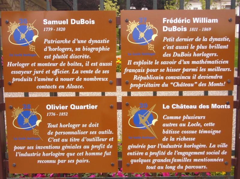 Visite du Musée d'Horlogerie - Chateau des Monts au Locle Dcfc0012