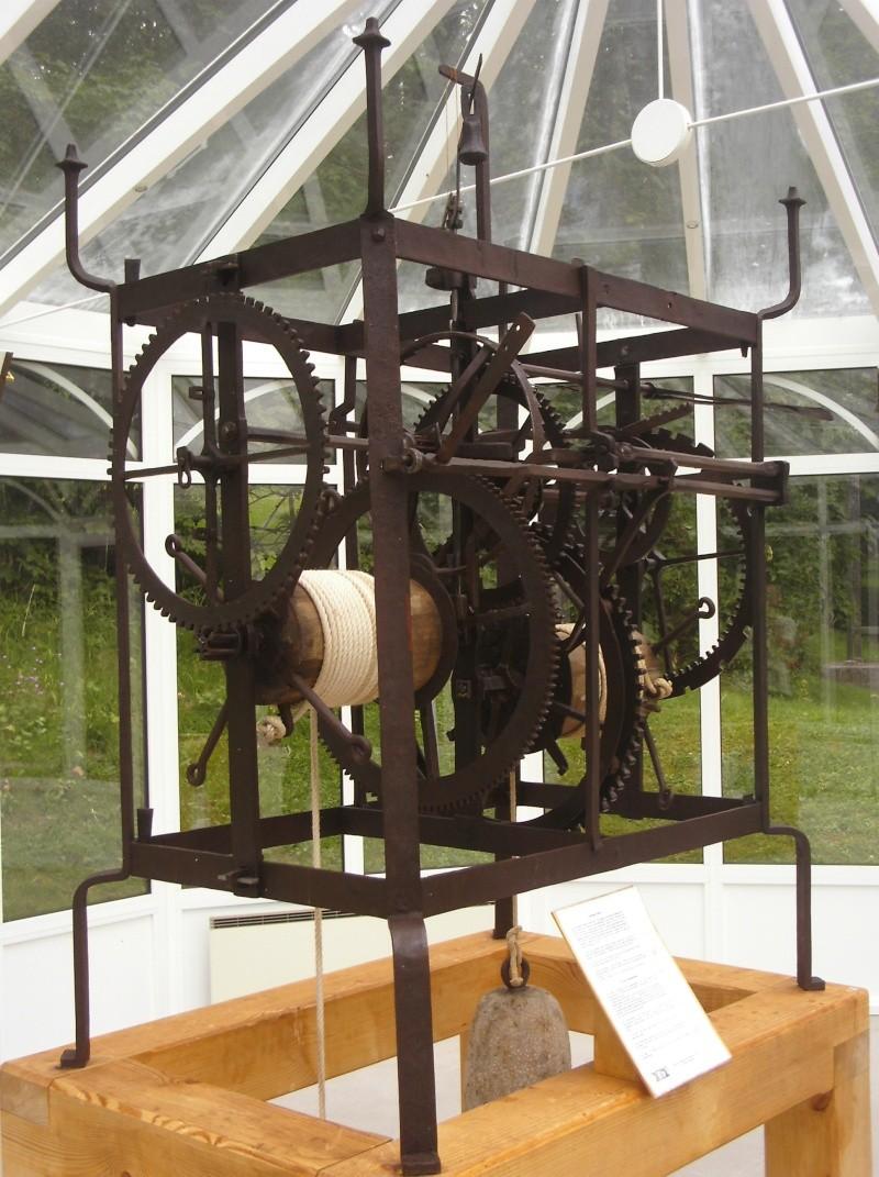 Visite du Musée d'Horlogerie - Chateau des Monts au Locle Dcfc0017