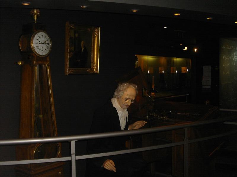 Visite du Musée d'Horlogerie - Chateau des Monts au Locle Dcfc0019