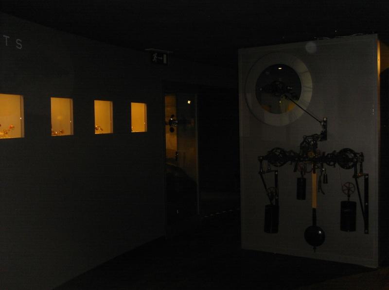 Visite du Musée d'Horlogerie - Chateau des Monts au Locle Dcfc0023