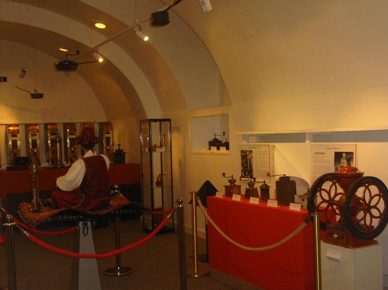 Visite du Musée d'Horlogerie - Chateau des Monts au Locle Dcfc0025