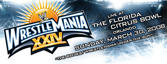 WRESTELMANIA  24  NOW Wreslm10