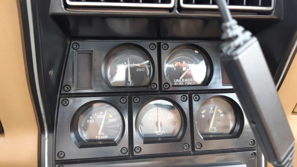 Température moteur C3 20200642