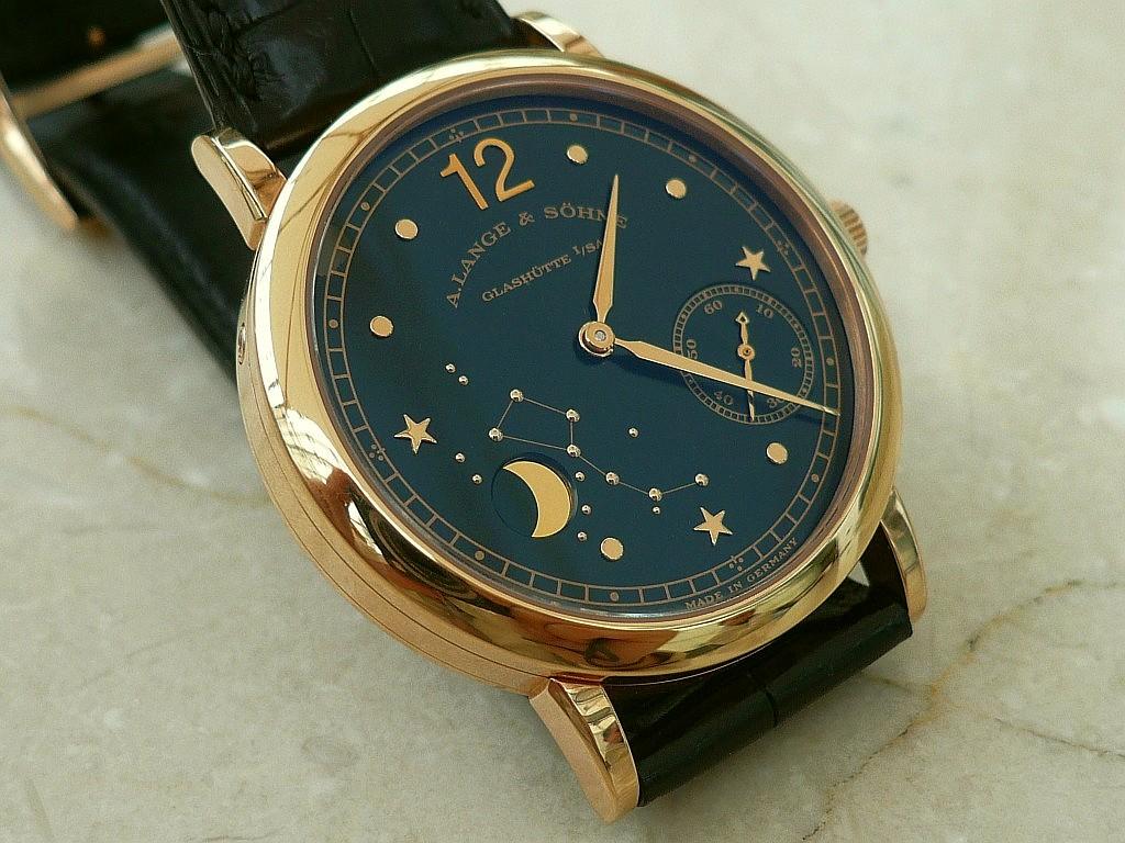 Un chef d'oeuvre horloger, un vrai. Emil0012