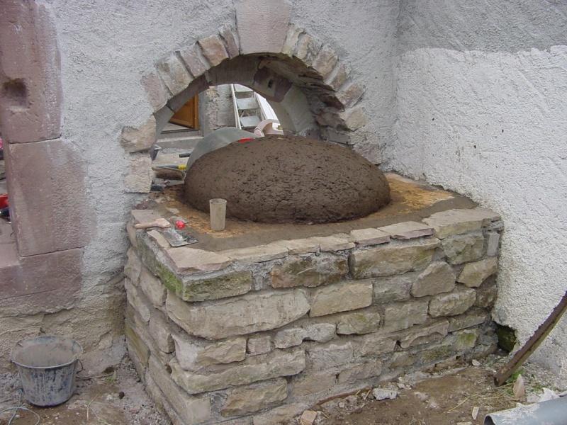 four et soiré pizza ; 1ere... Dsc00212