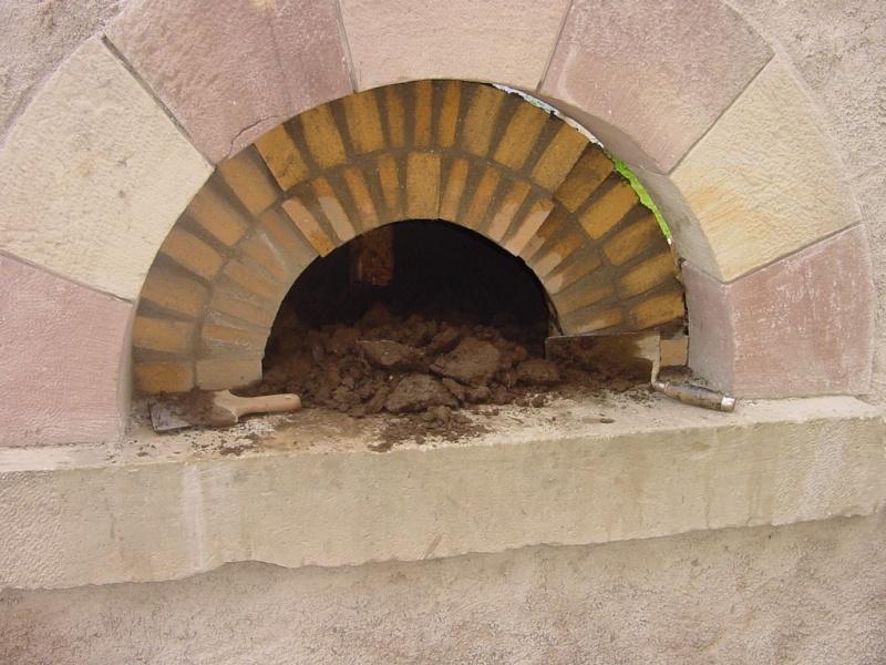 four et soiré pizza ; 1ere... Dsc00216