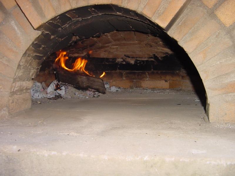 four et soiré pizza ; 1ere... Dsc00218