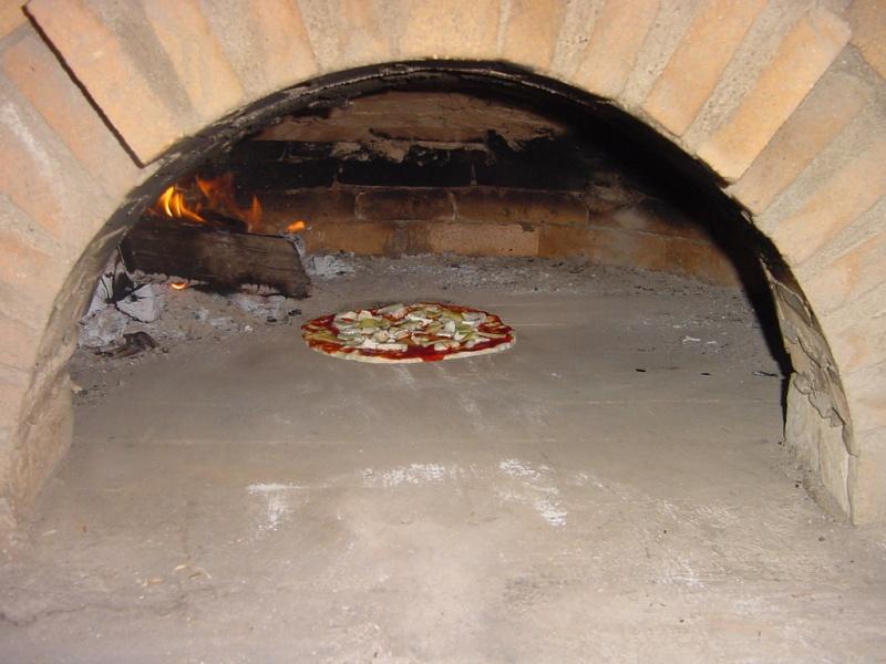 four et soiré pizza ; 1ere... Dsc00220