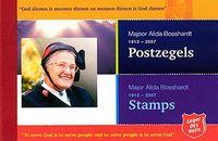 Bekannteste Heilsarmee-Offizierin der Niederlande auf Briefmarken 4154010