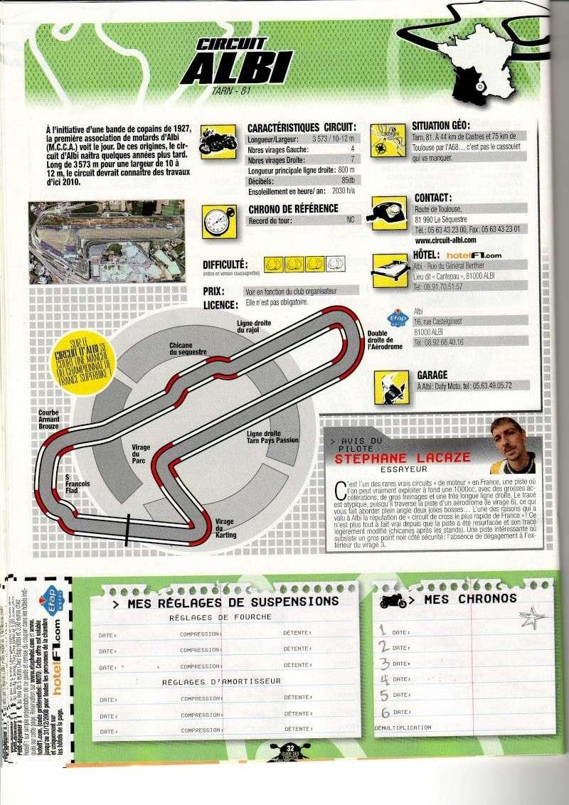 Guide des circuits Français (article Moto&Motards) Albi10