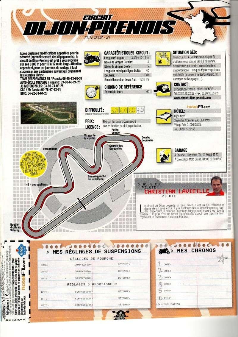 Guide des circuits Français (article Moto&Motards) Dijon10