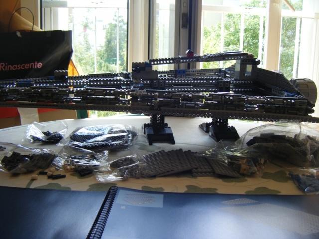 Construction du Destroyer Dscf2614