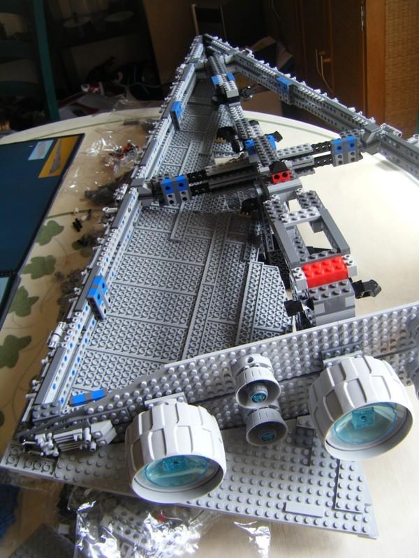 Construction du Destroyer Dscf2615