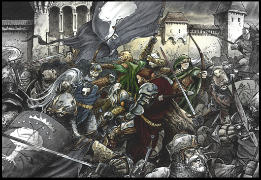 Tag ingthor sur Bienvenue à Minas Tirith ! Provin10