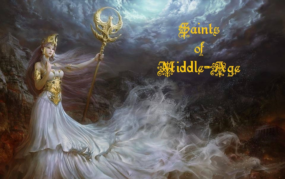 Saints Of Middle Age