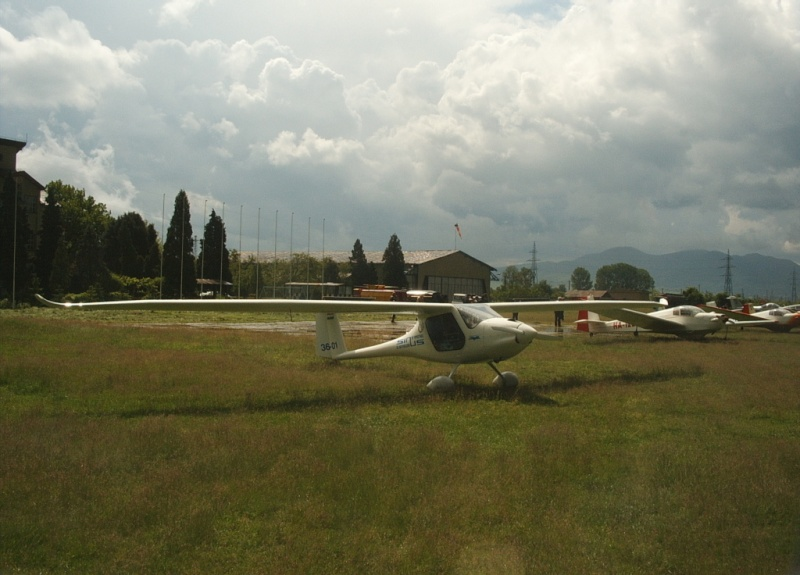 Pipistrel - UL 3-Axis Aircraft 01010011