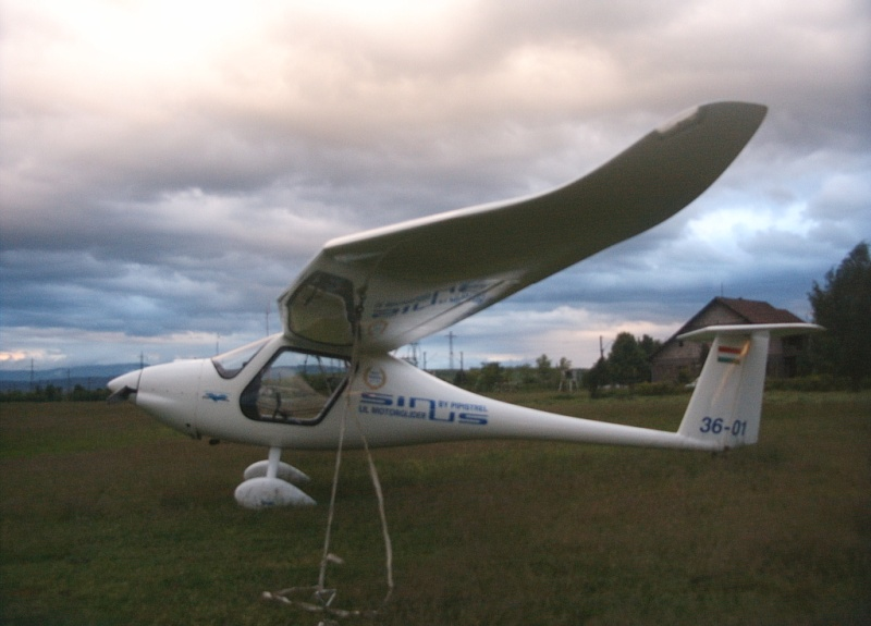 Pipistrel - UL 3-Axis Aircraft 01010013