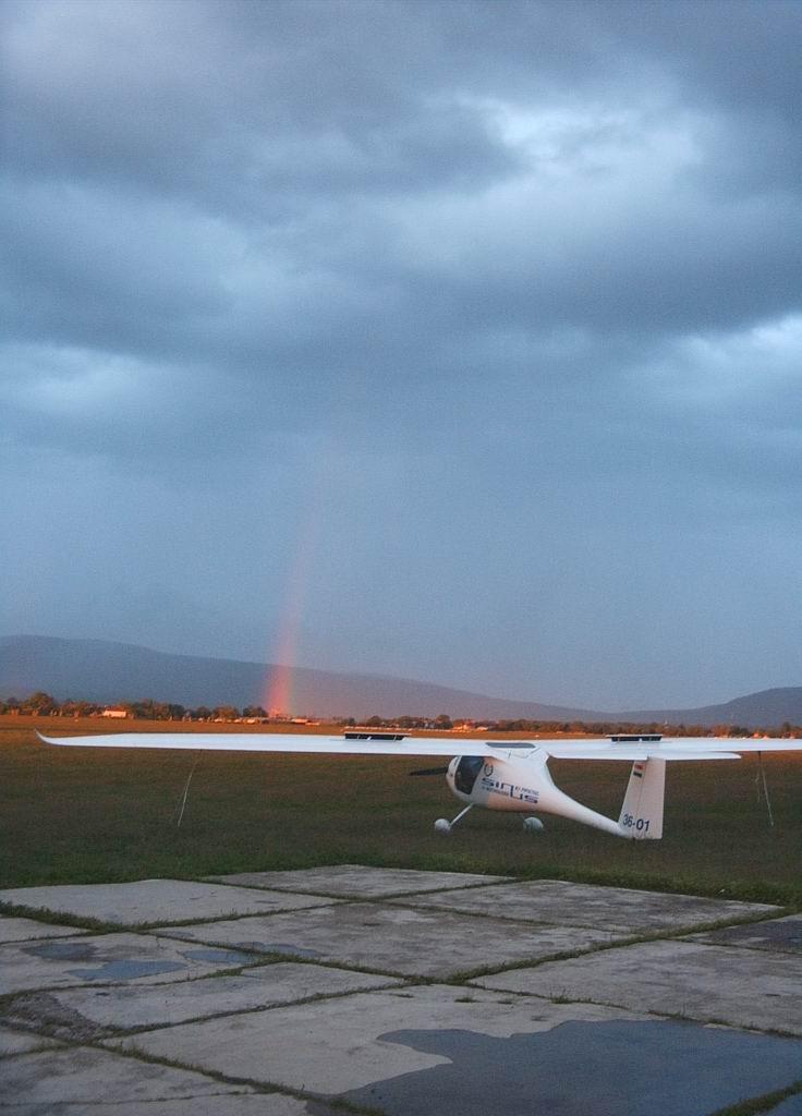 Pipistrel - UL 3-Axis Aircraft 01010014