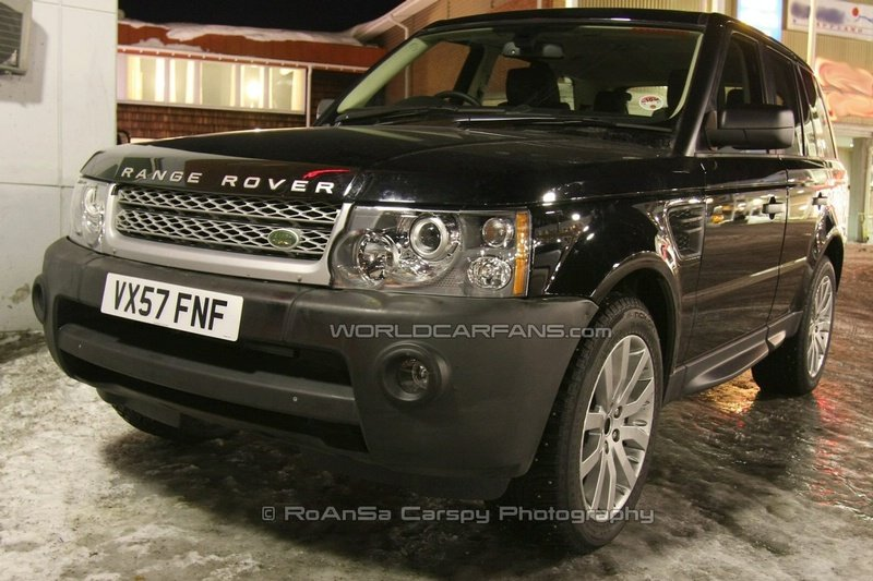2010 - [Land Rover] Range Rover III Restylé [L322] 90802110