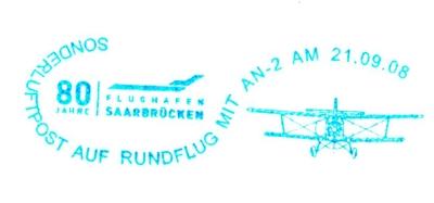 Erstflüge, Sonderflüge und neue Ballonpost - Seite 2 Rundfl10