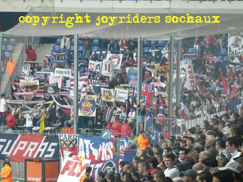 L1 / J.3 : Sochaux - Paris P1060515