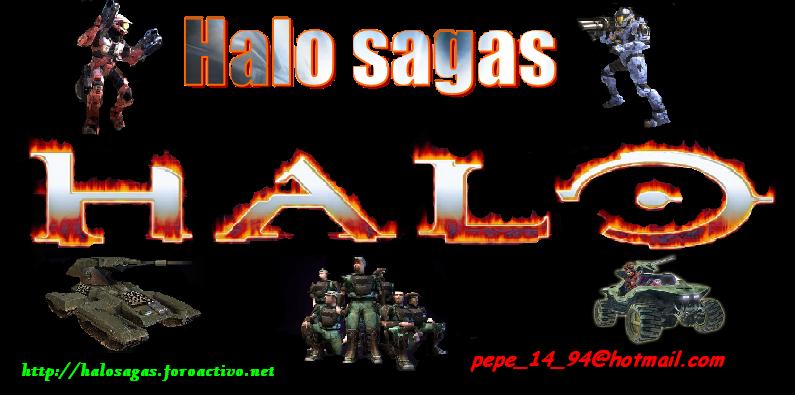 Halo Sagas
