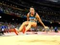 Maurren Maggi voa e garante a segunda medalha de ouro do Brasil em Pequim 01534010