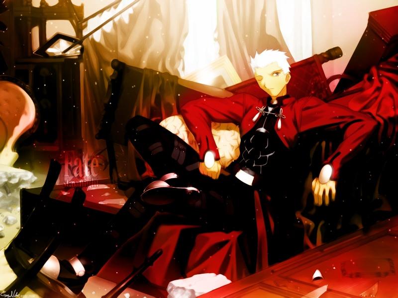 Imagenes de Fate Stay Night. Archer10
