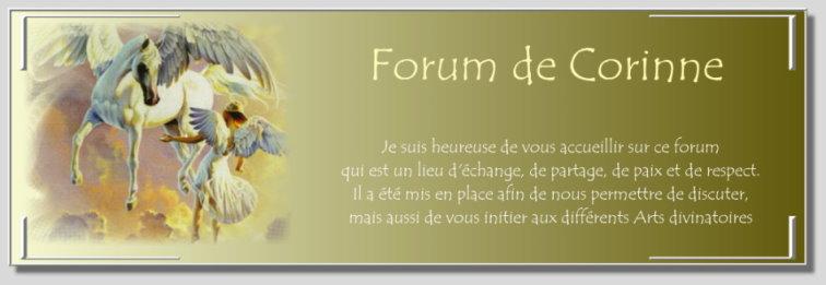 Forum de Corinne