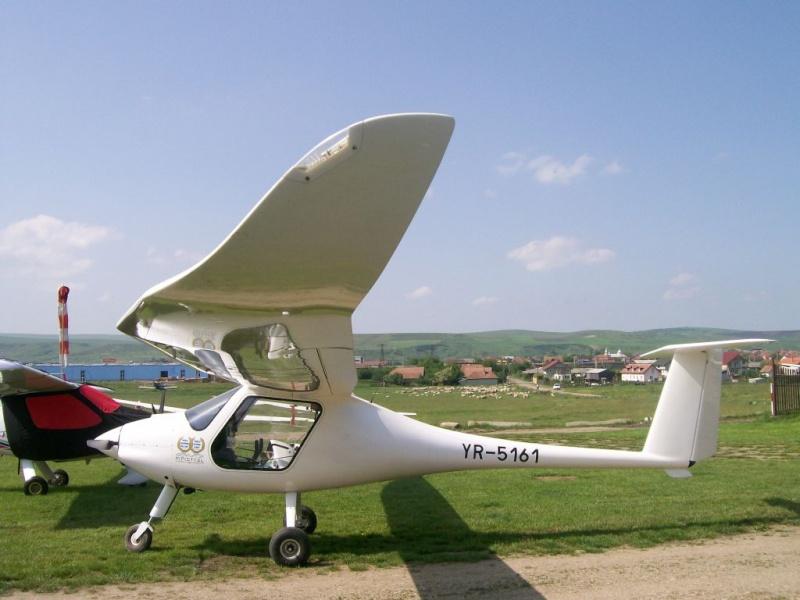 Pipistrel - UL 3-Axis Aircraft 512