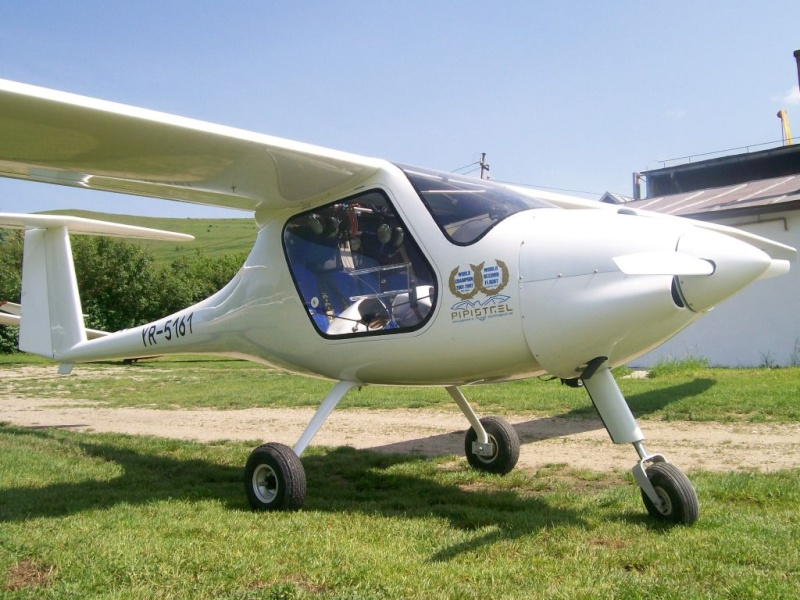 Pipistrel - UL 3-Axis Aircraft 711
