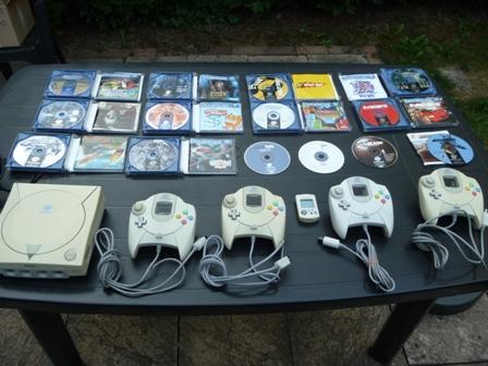 [VDS] Dreamcast + Jeux PAL P1090511