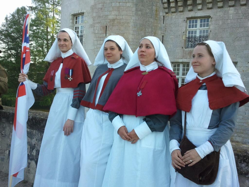 [Histo] Infirmières anglaises 1914-1918 Photo010