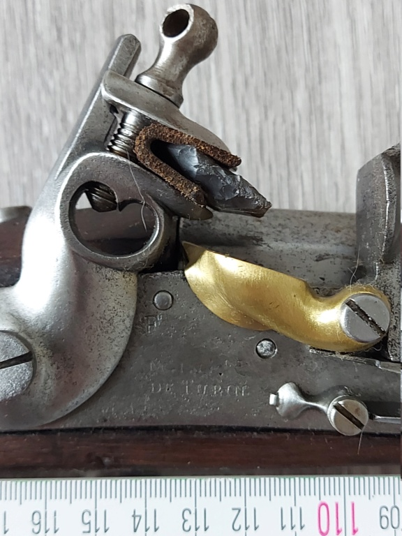 "Fusil 1777 manufacture ""TURIN"" ?? 1777_810"