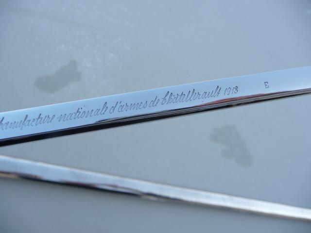 N° sur un sabre??? P1170232