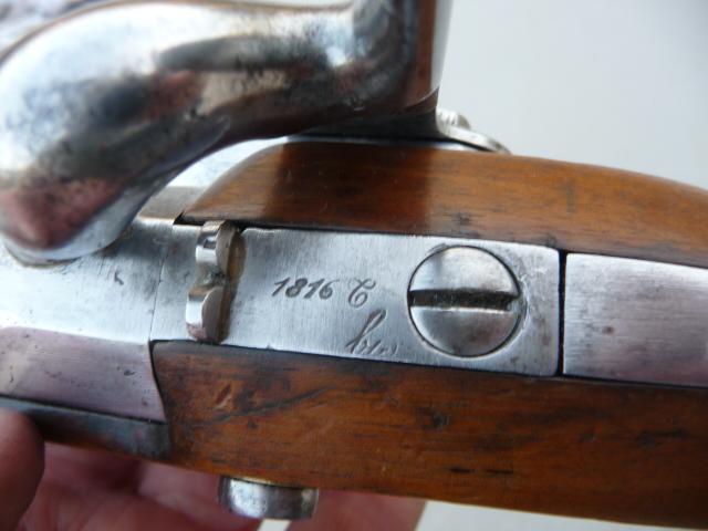 Pistolet 1816 Tbis ??? P1180027