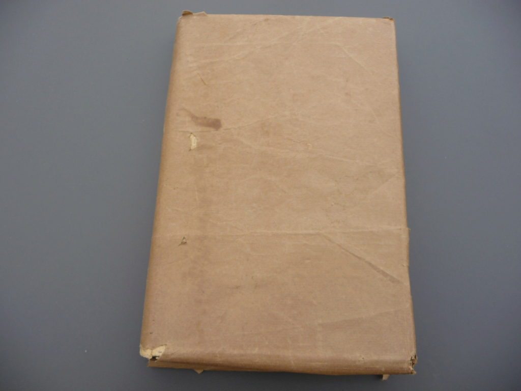 Cahier d'armement caporal Lambert du 32° RI!! P1240121