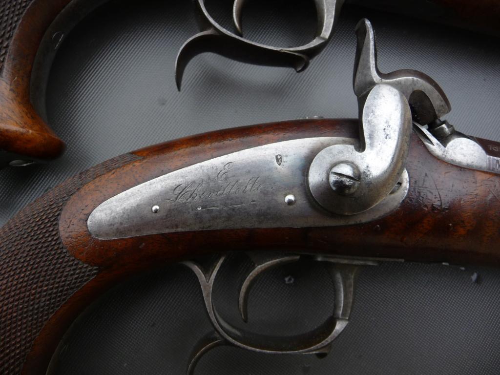 Une paire de pistolets Mle 1833 P1240225