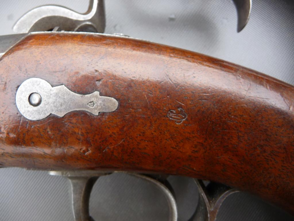 Une paire de pistolets Mle 1833 P1240226