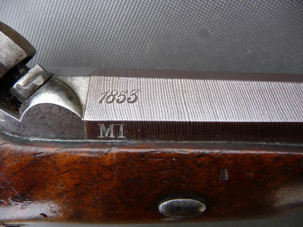 Une paire de pistolets Mle 1833 P1240227
