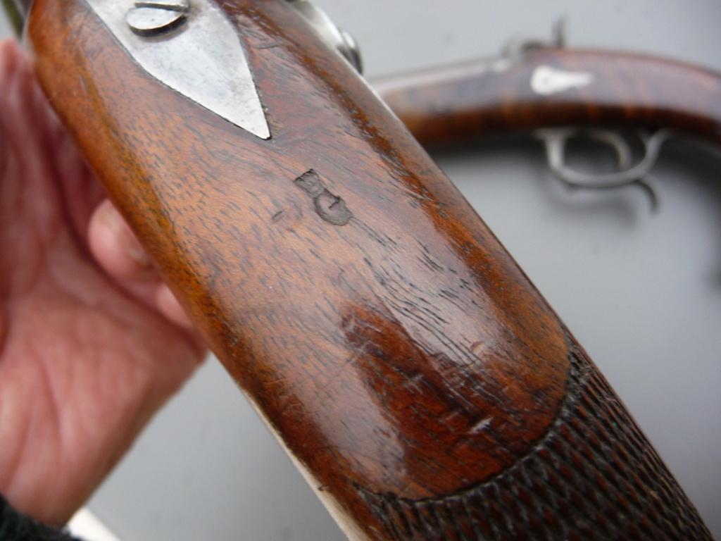 Une paire de pistolets Mle 1833 P1240229