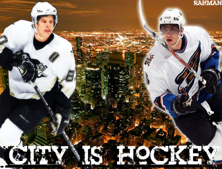 This City Is Hockey