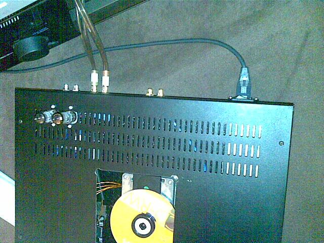 Etage de sortie à tube pour lecteur CD 12082012