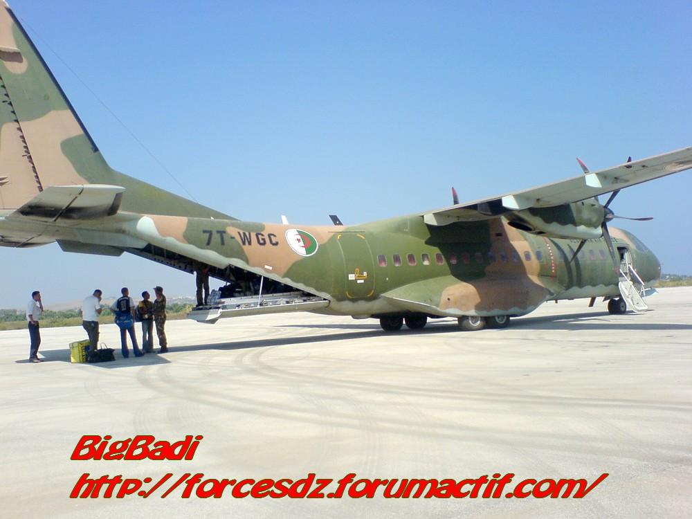 طائرة النقل التكتيكيه Casa C-295 Dsc00618