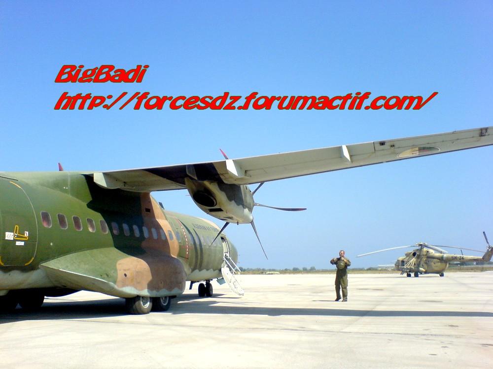طائرة النقل التكتيكيه Casa C-295 Dsc00620