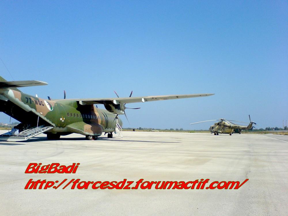 طائرة النقل التكتيكيه Casa C-295 Dsc00621
