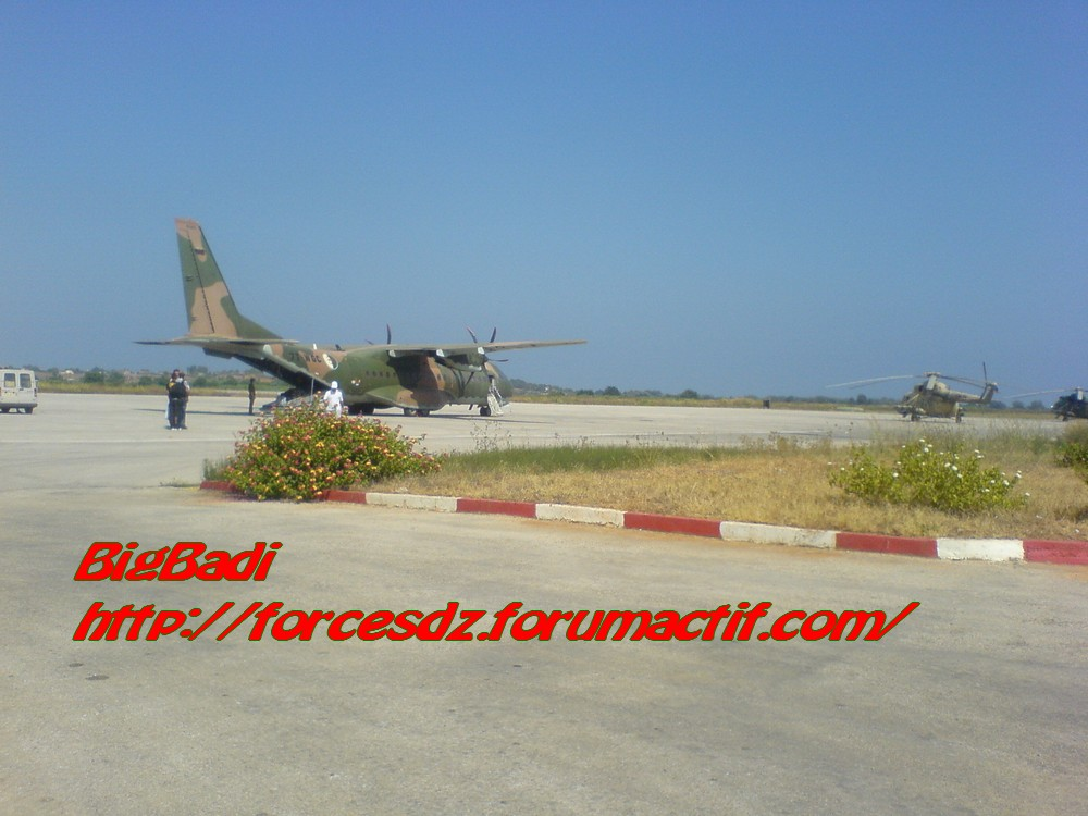 طائرة النقل التكتيكيه Casa C-295 Dsc00624