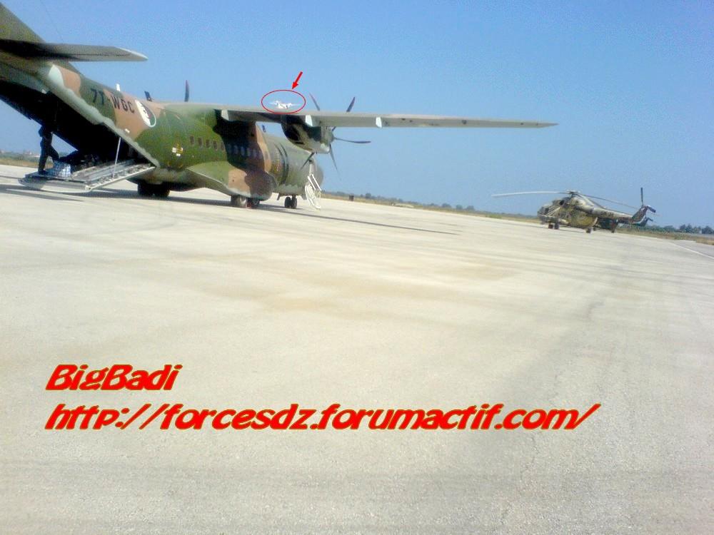 طائرة النقل التكتيكيه Casa C-295 Dsc00625