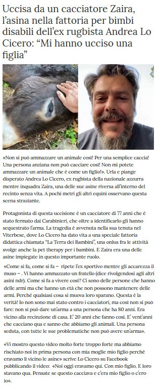 Notizie di animali....nel mondo - Pagina 8 Asina10